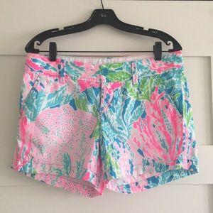 Lily Pulitzer Callahan Shorts Size 6
